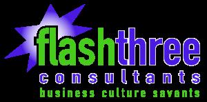 Flash Three Logo